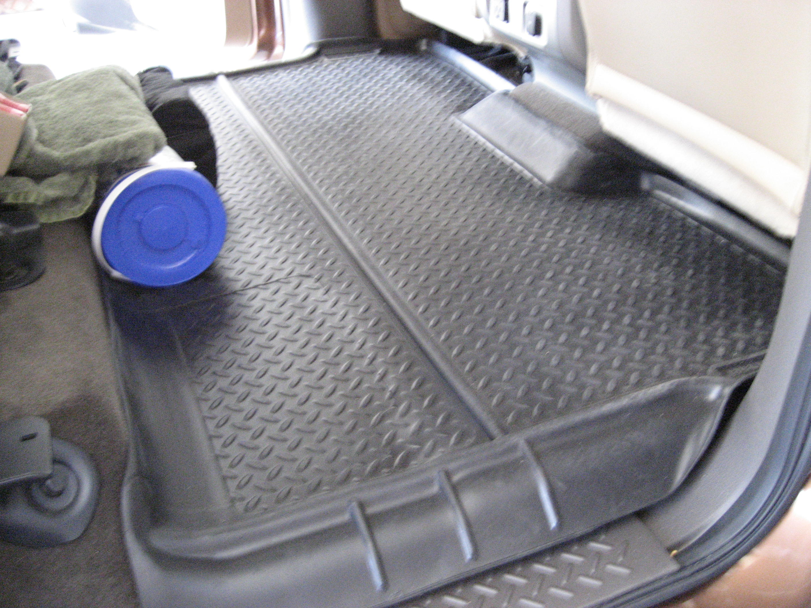 OEM Bed Mat and All Weather Floor Mats Questions Page 5