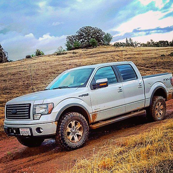 Anyone running 295/70R18 Nittos? - Dodge Cummins Diesel Forum