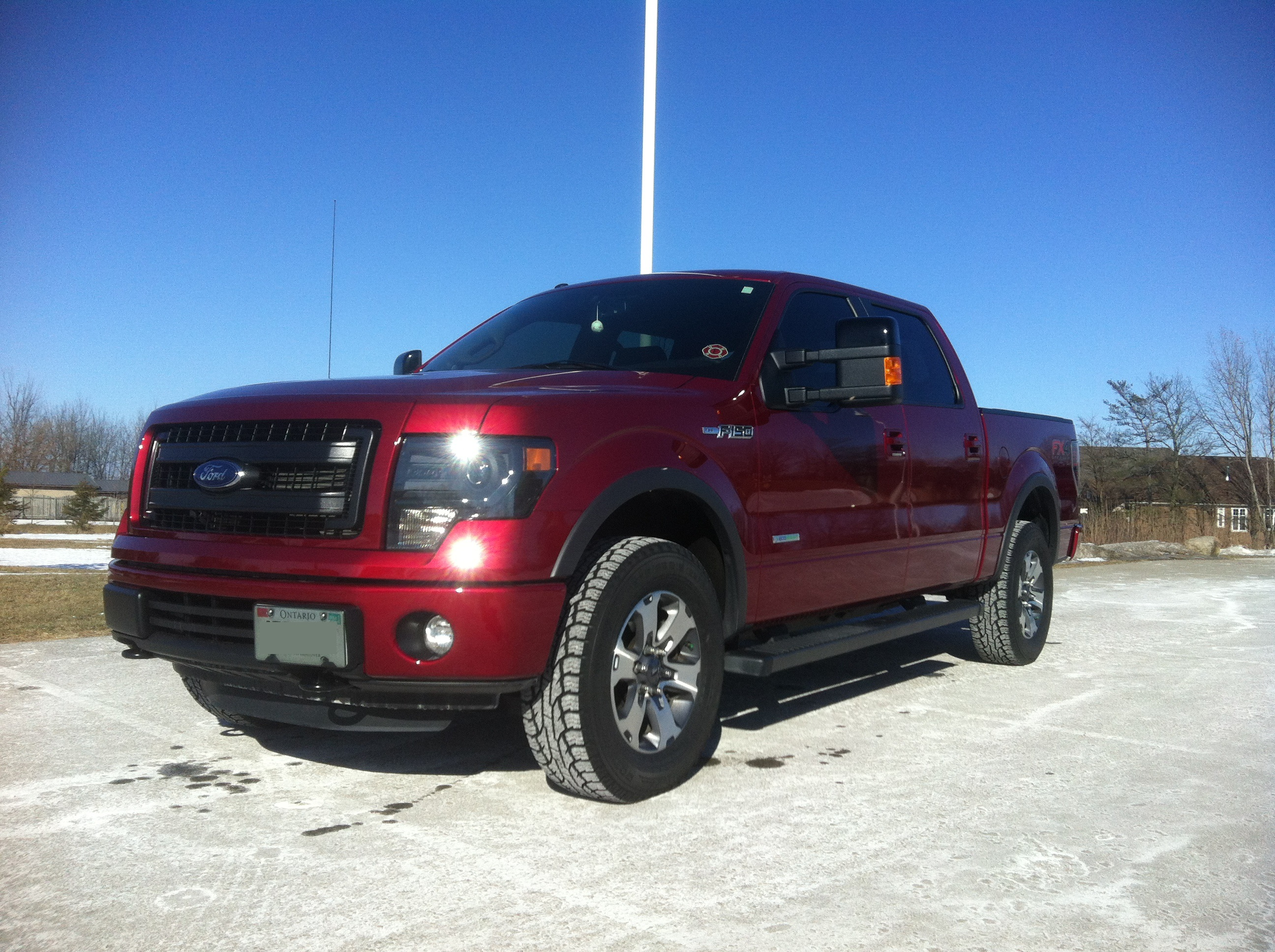 March 2014 F150 Truck of the Month Contest - Page 2