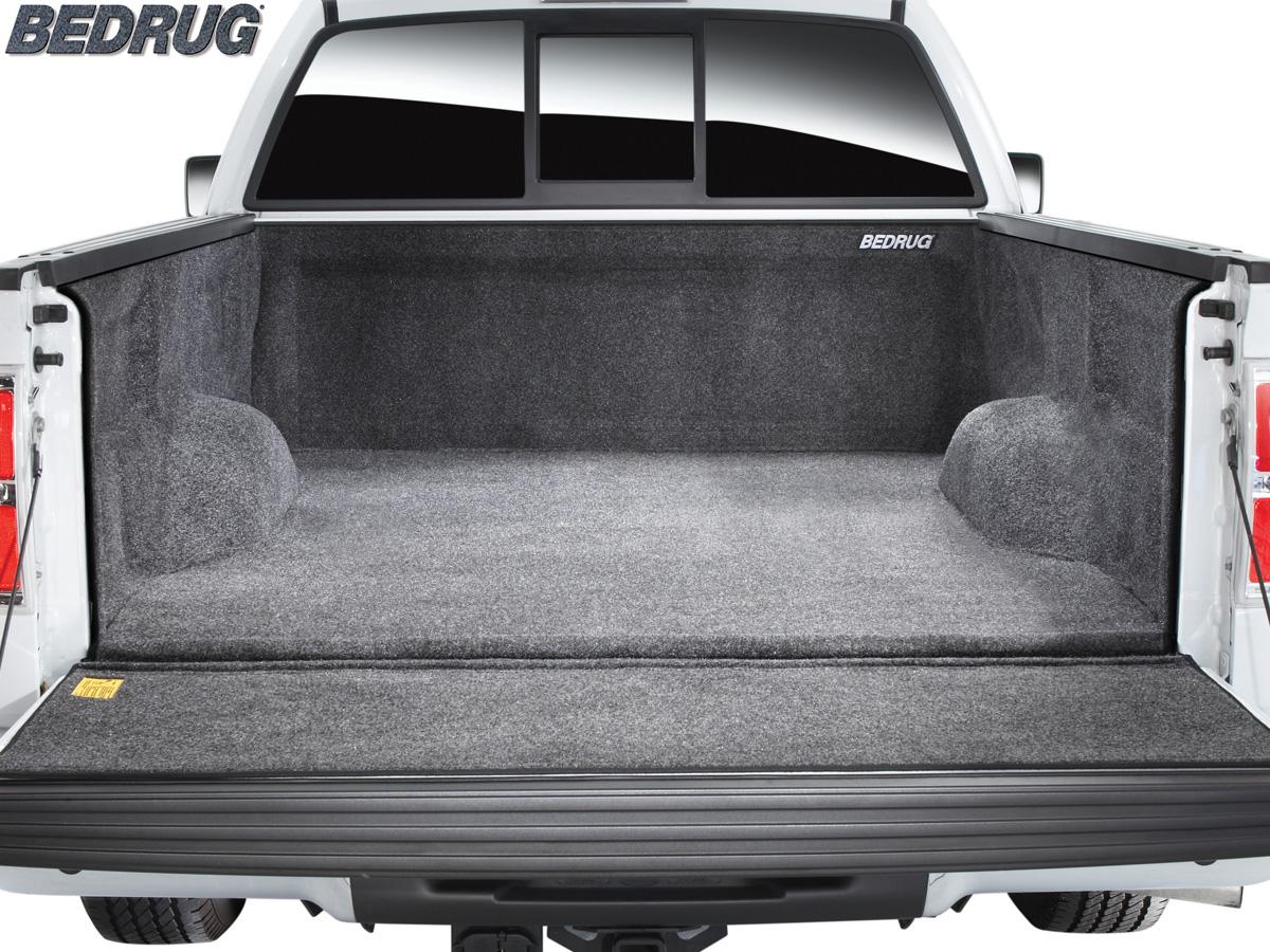 2009 2013 F150 Complete Bed Rug Bed Liner Kits
