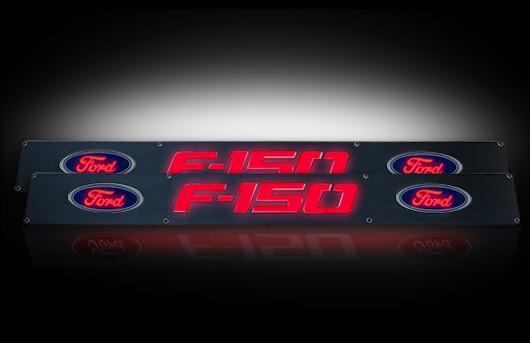 2009 F150 Recon Illuminated Door Sill Plates