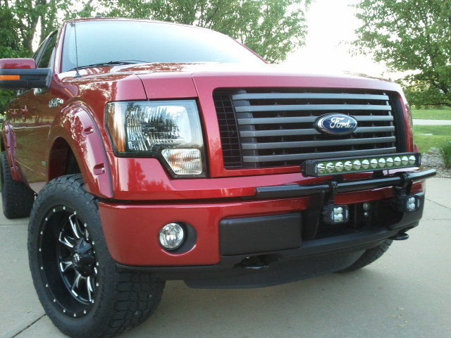 Lets See Your Modified Ecoboost Trucks