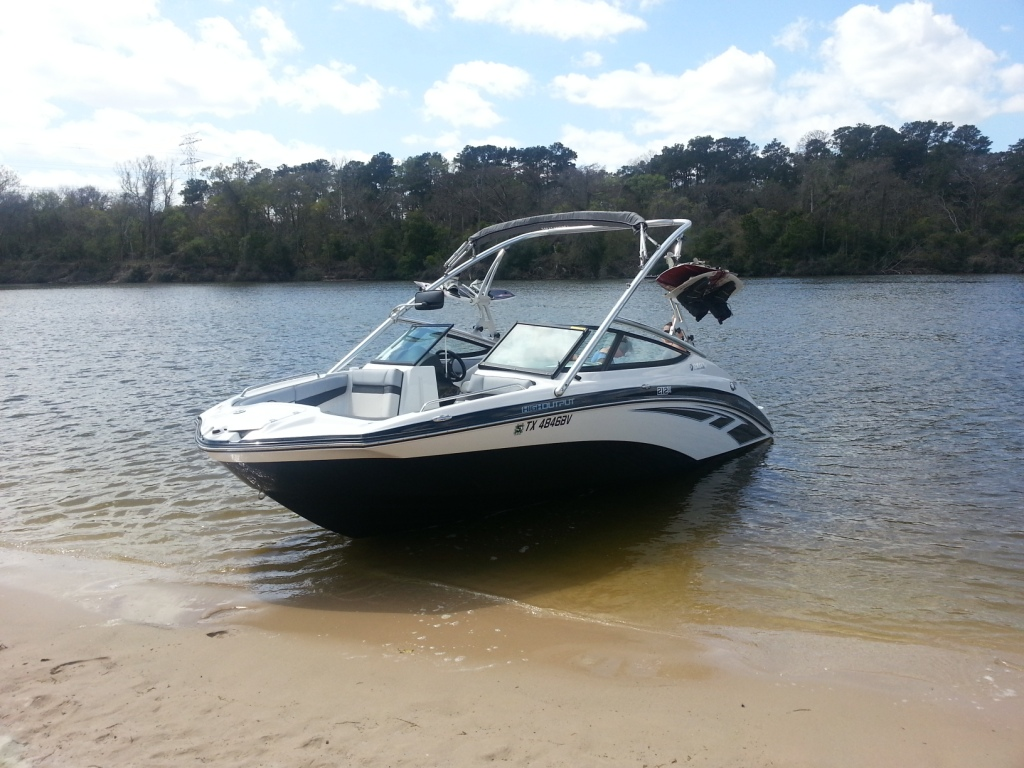 Jet Ski Boat Attachment