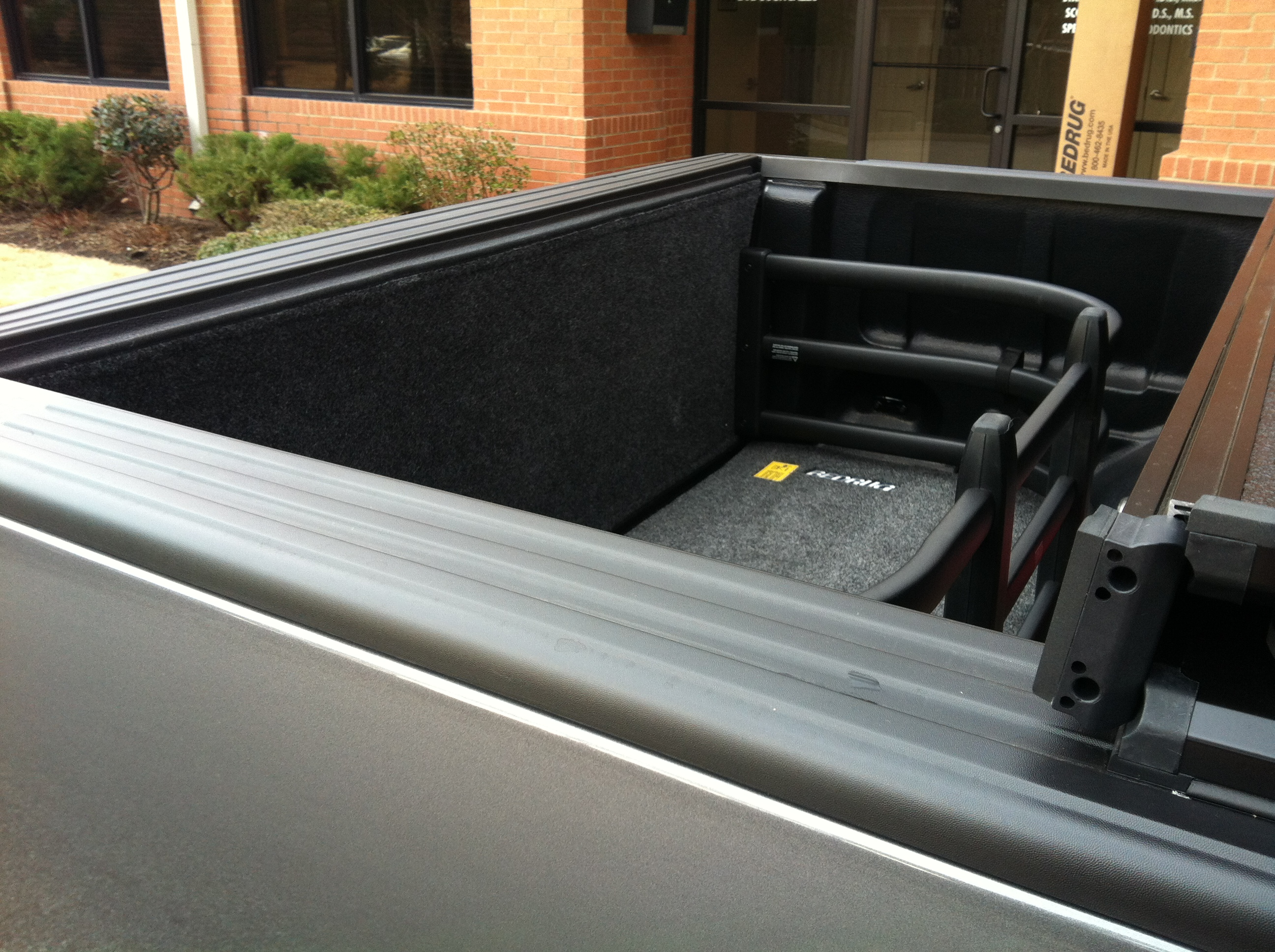 2017 Ford F150 Accessories >> Fold Out Bed Extender