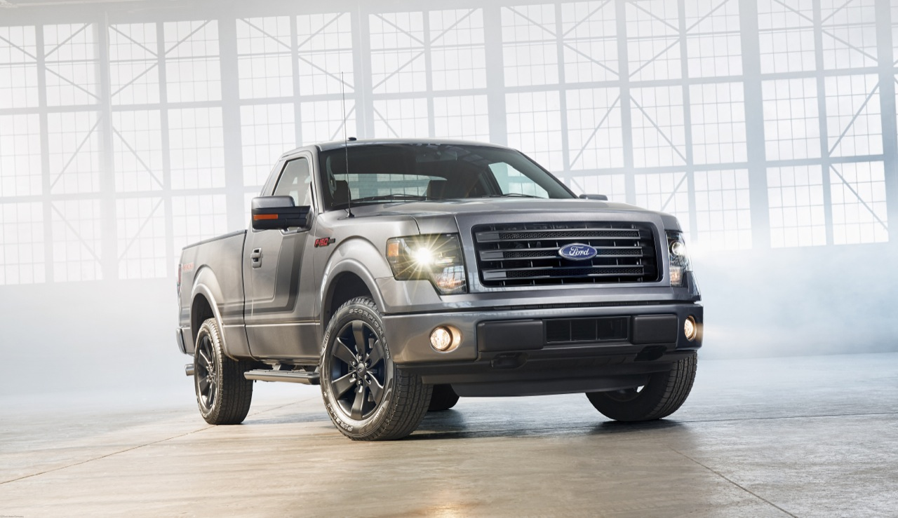 The new 2014 f150 tremor