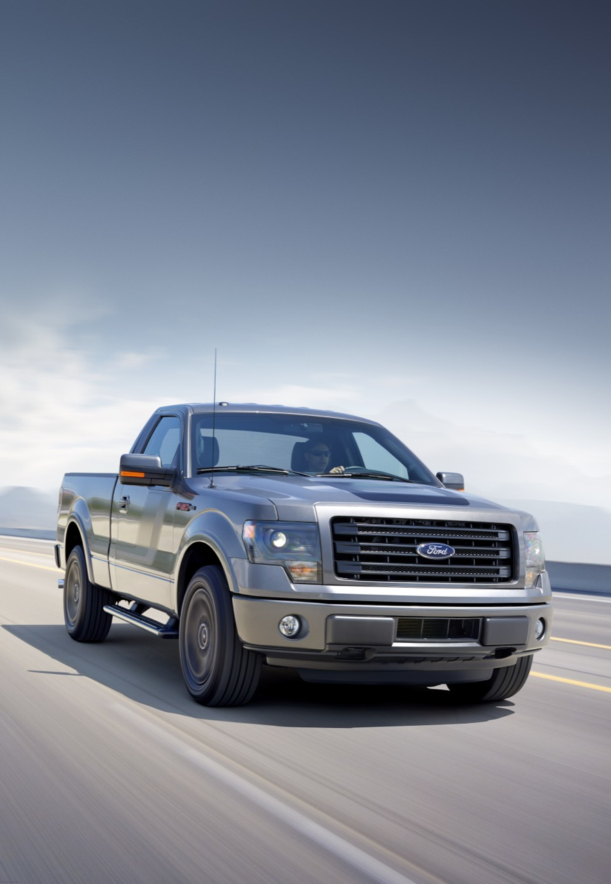 Press release is posted here: 2014 Ford F-150 Tremor Press Release
