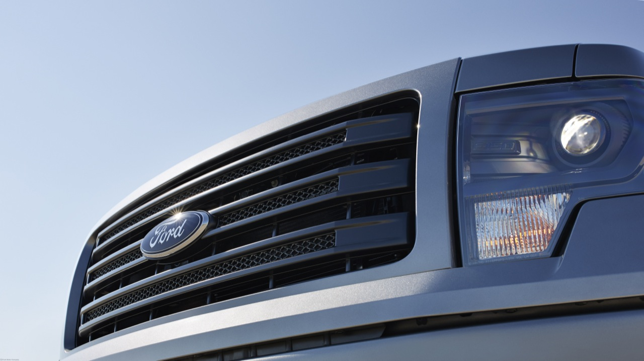 Close up of the Tremor Grille