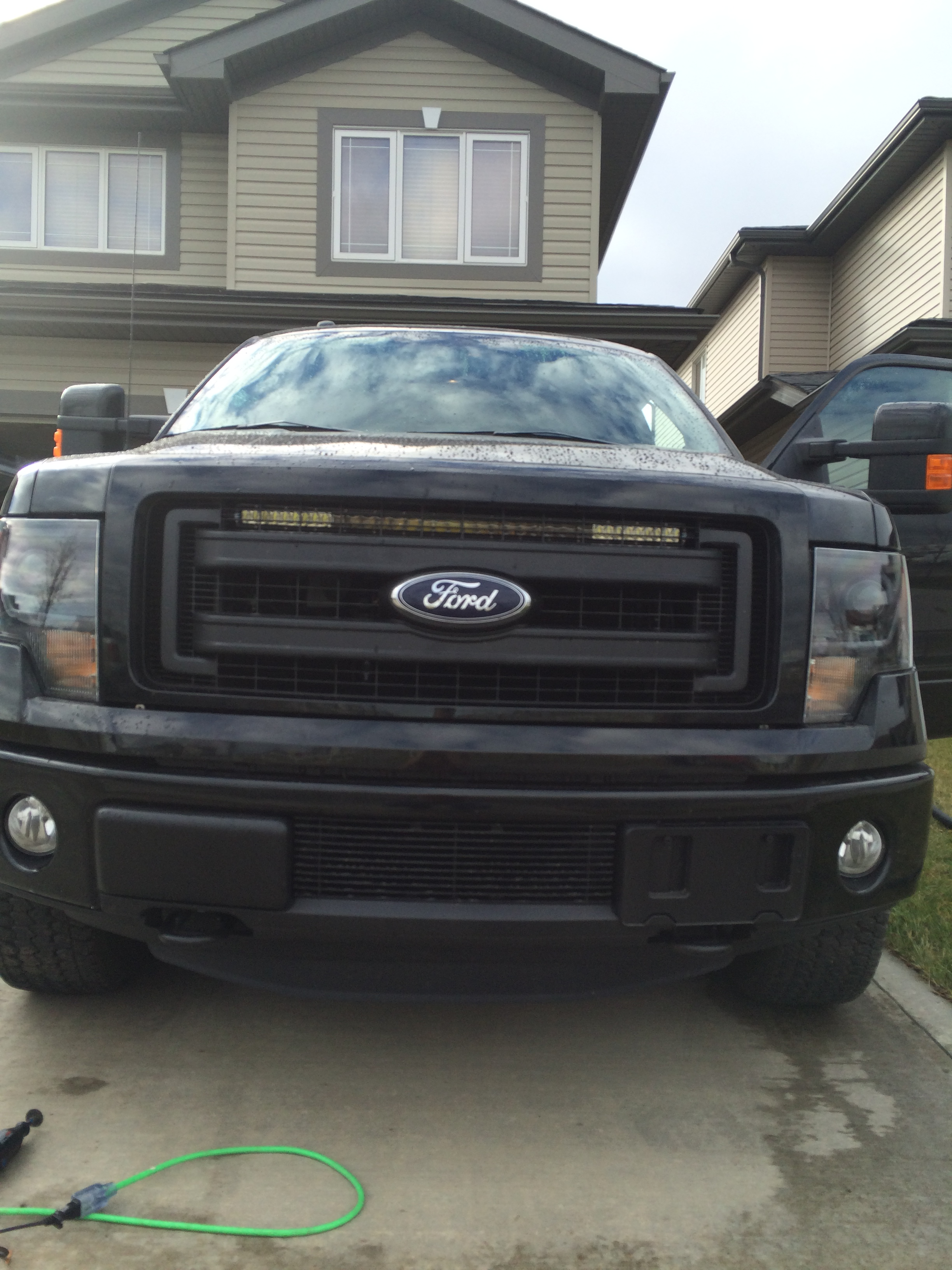 Led lightbar mounting optionslocations in 2014 lariat grille vs output name 2014 fx4 light barg views 42291 size 174 mb aloadofball Gallery