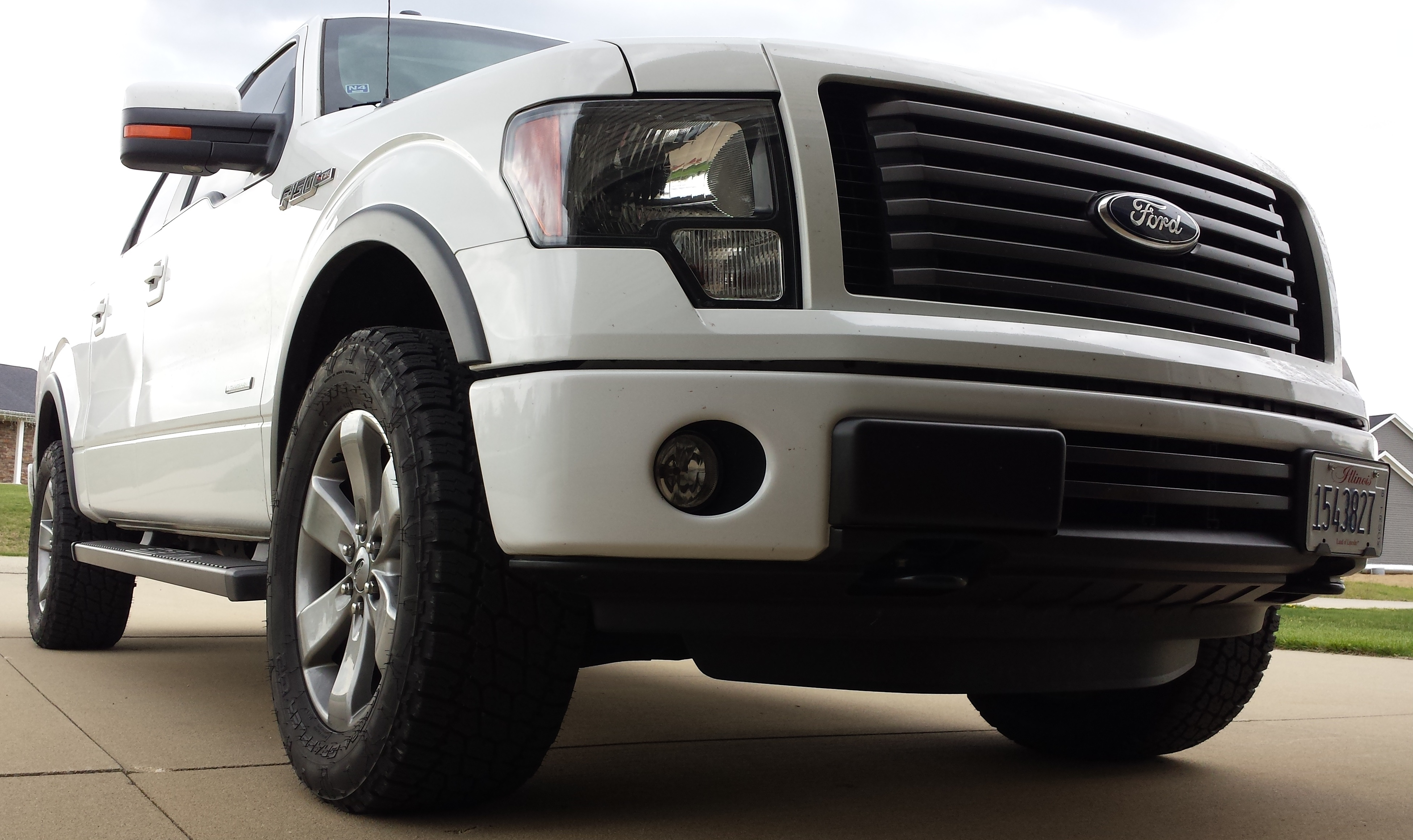2013 F150 Tires >> Nitto Terra Grappler G2 - Page 3