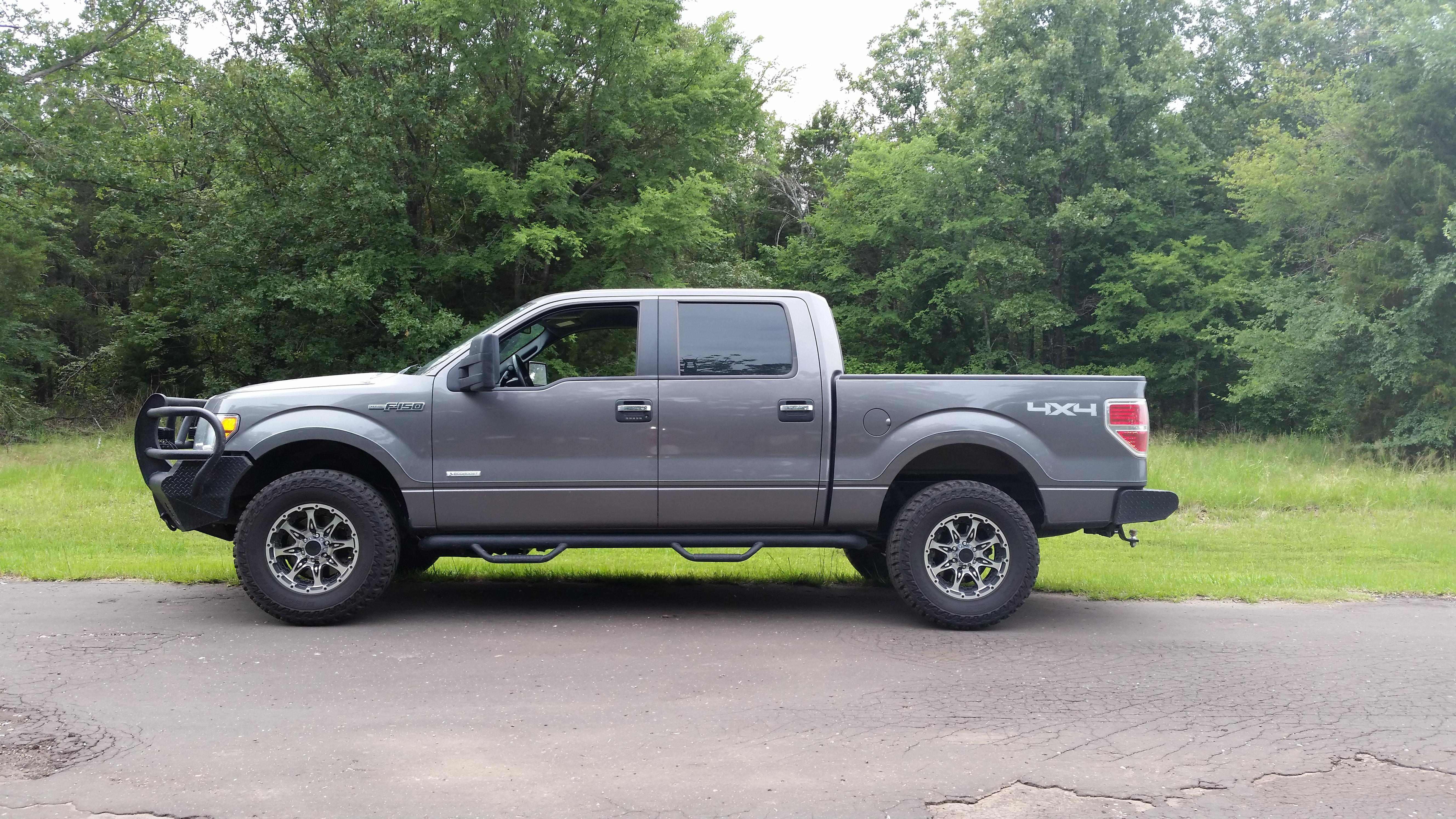 """295/70r18 with 2"""" Level. - Page 2 - DODGE RAM FORUM - Dodge Truck ..."""