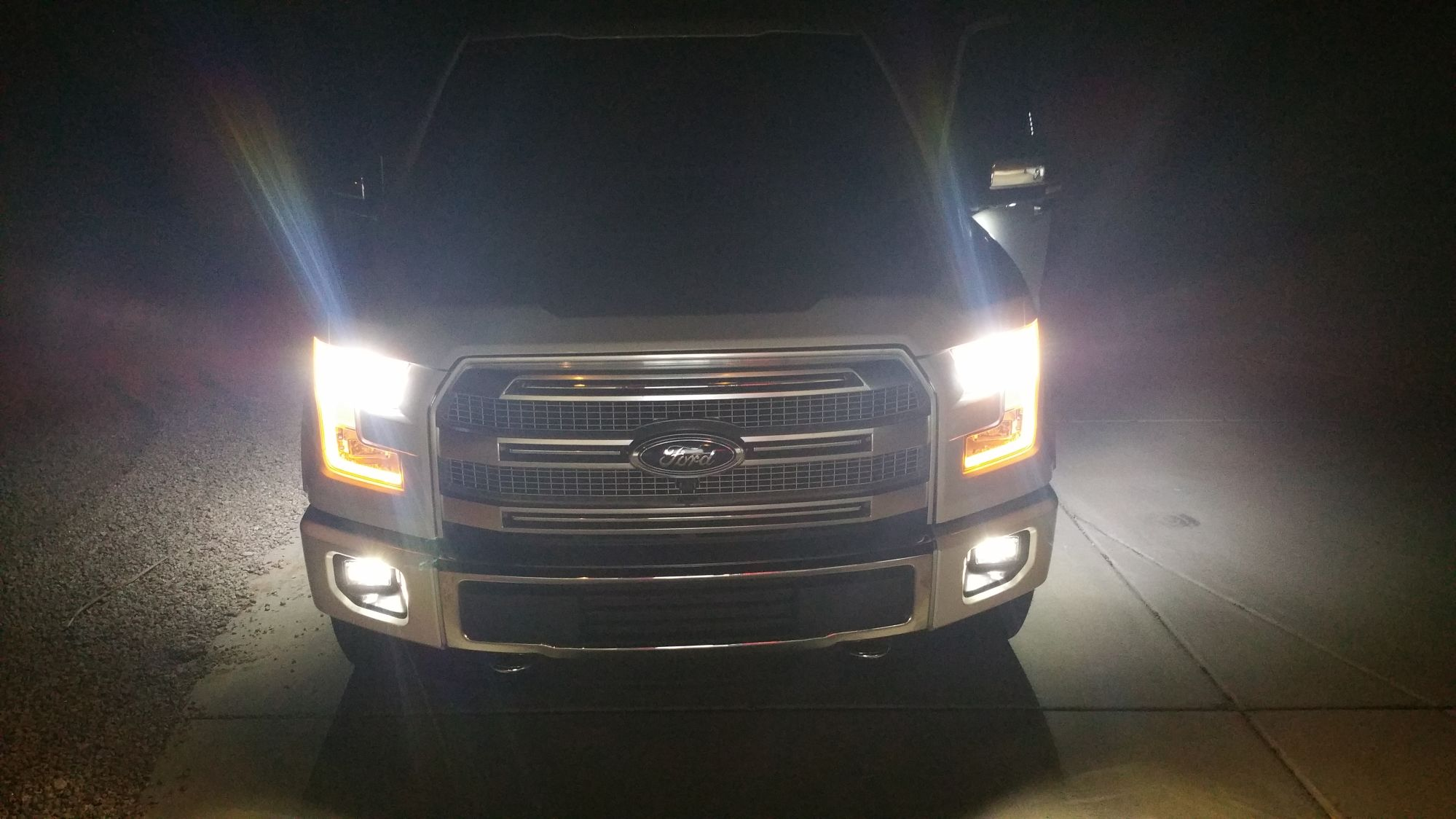 2015 F150 Led Fog Lights For Sale