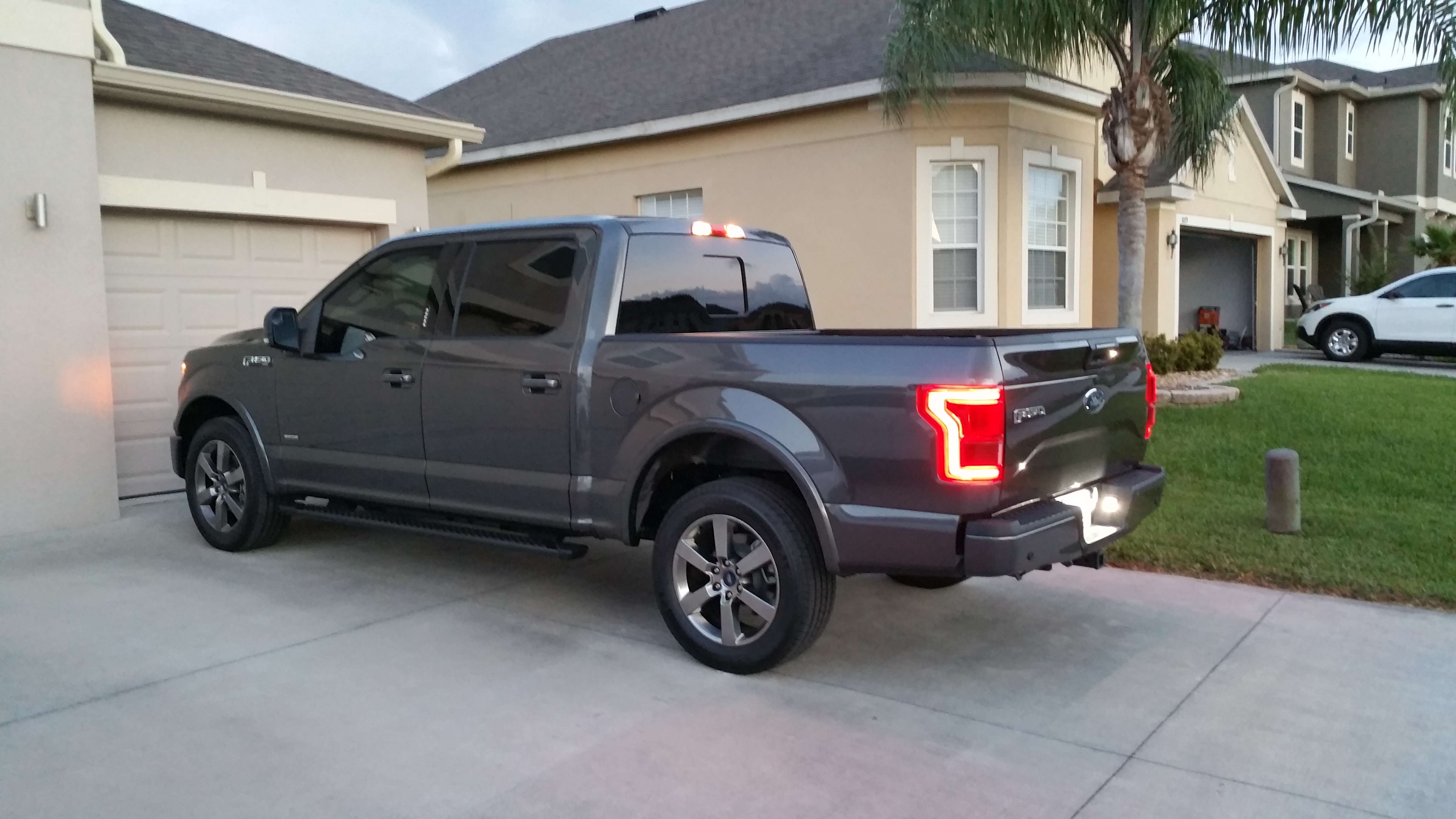 2015 2016 Tail Lights And Headlights Led Perimeter F150