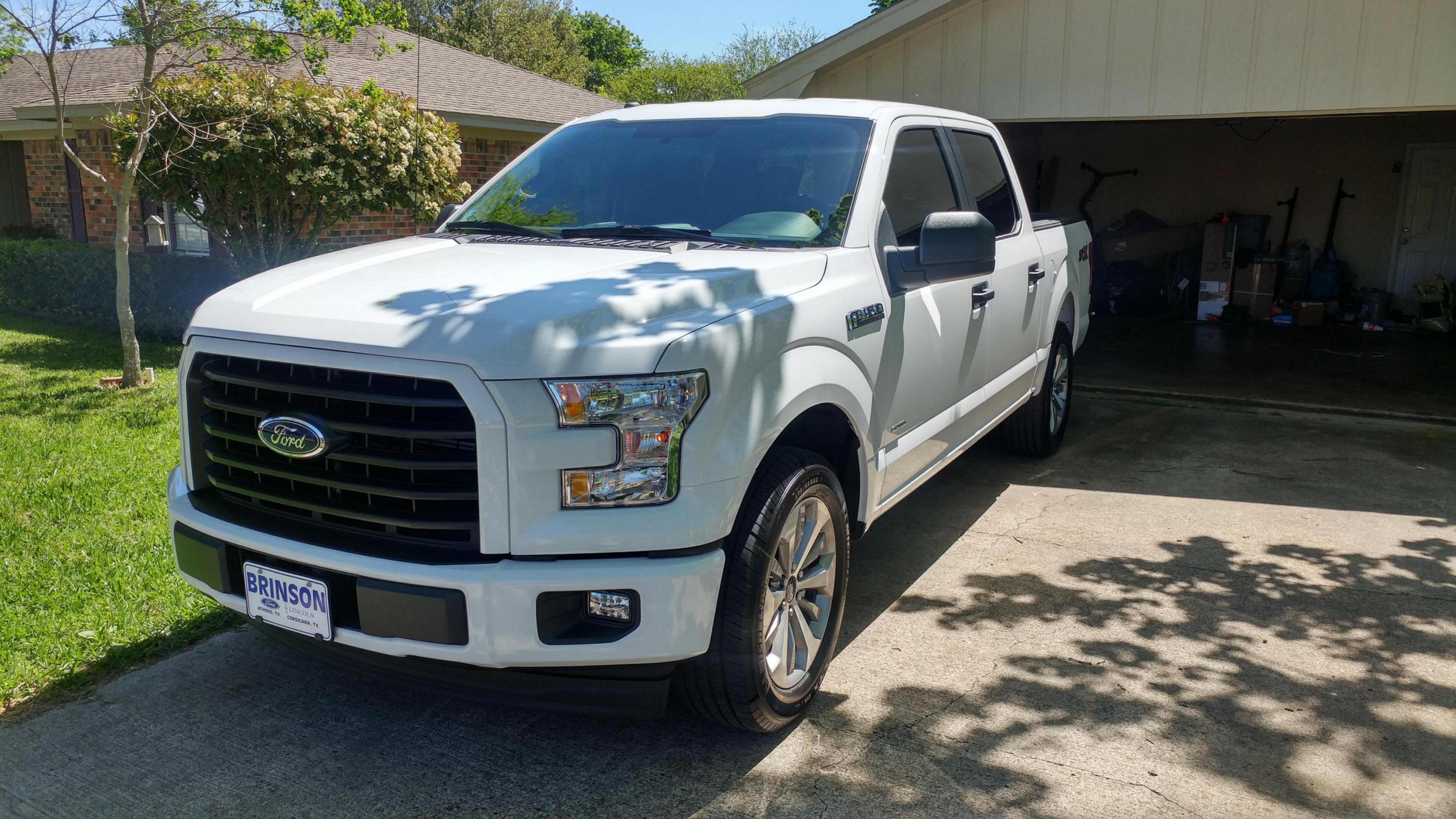 2017 f150 xl stx question. Black Bedroom Furniture Sets. Home Design Ideas