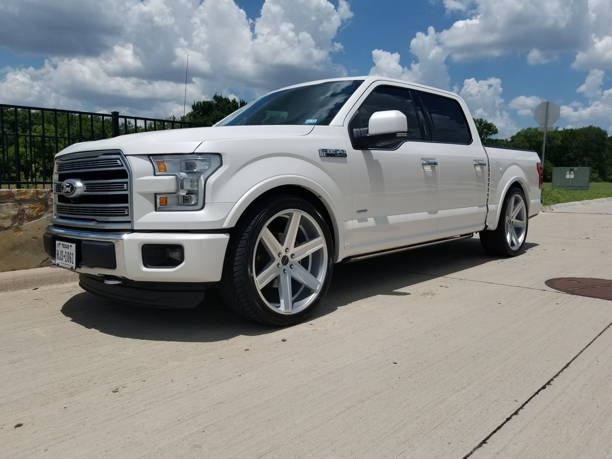 2016 Limited 4wd 2 4 Drop With 24s 1964 Ford F 150 4x4 Attached Images