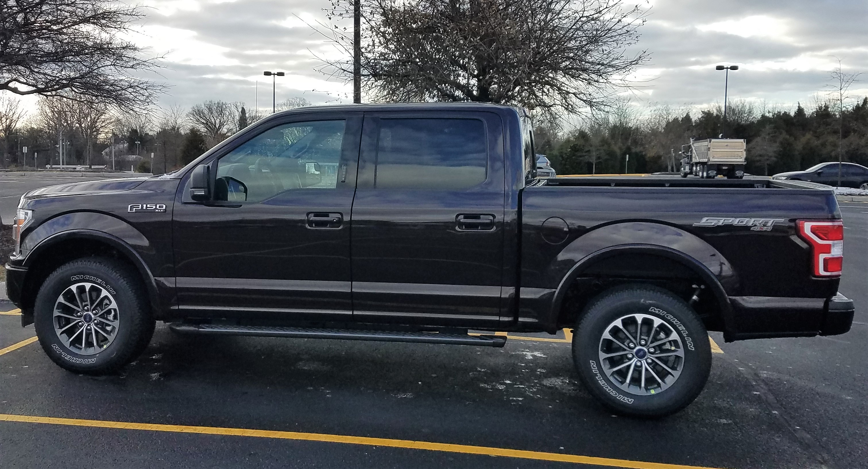First time F150 owner and forum newbie