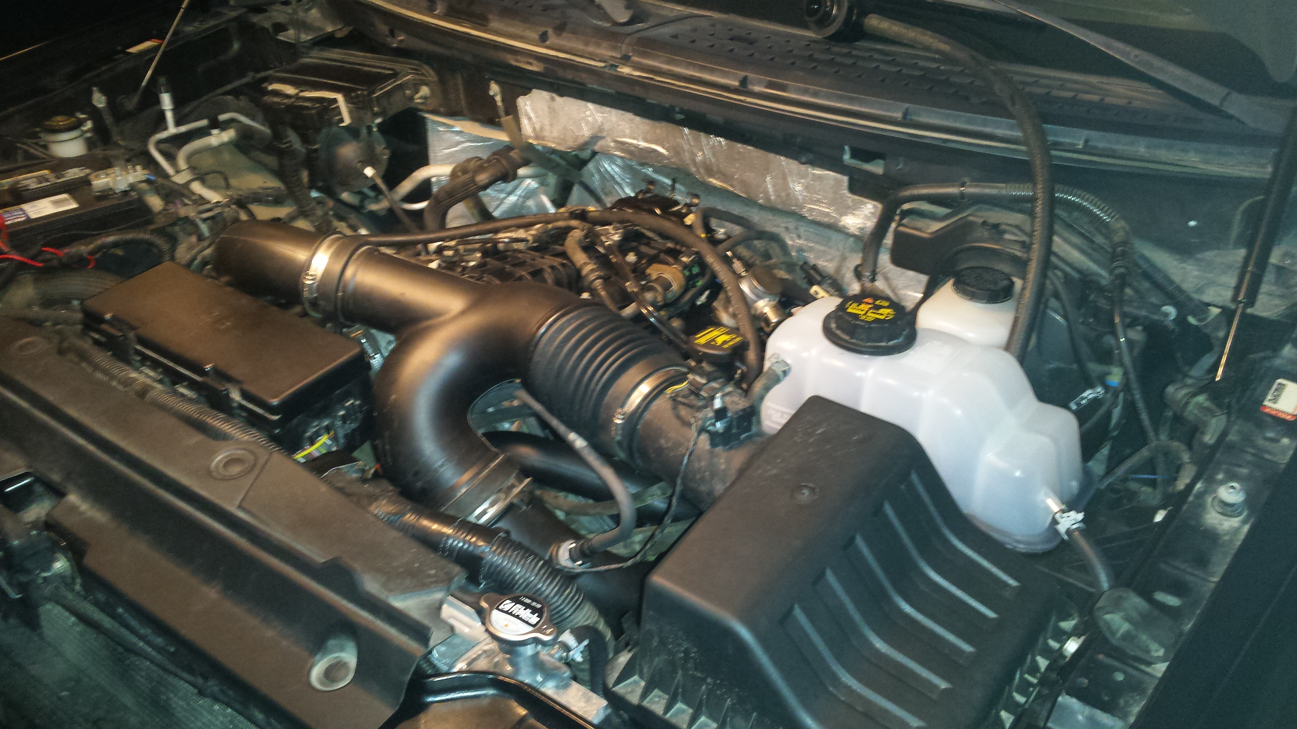 Ford F150 3.5L Ecoboost Rattle Upon Start Up- Timing Chain Stretch Issues TSB - Page 96