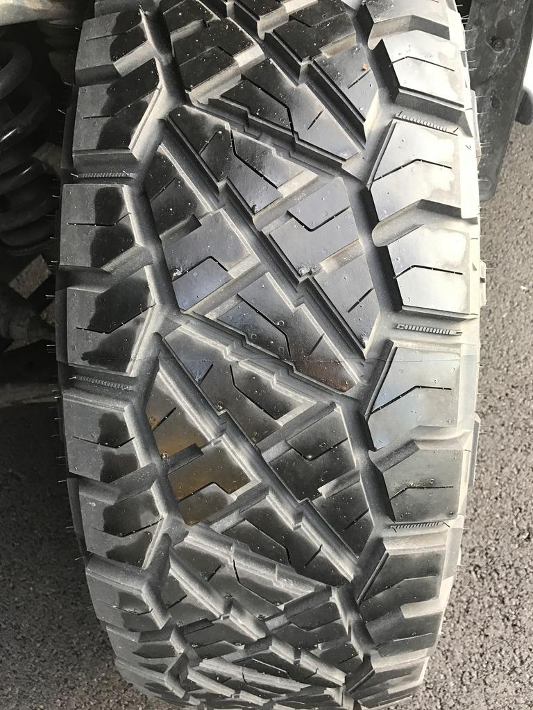 Nitto Ridge Grappler Sizes >> Nitto Ridge Grappler A Fresh Look On Hybrid Light Truck Tires Page 3
