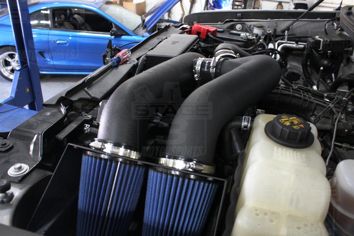 2011-2013 F150 Ecboost 3.5L Cold Air Intake Options (AFE ...
