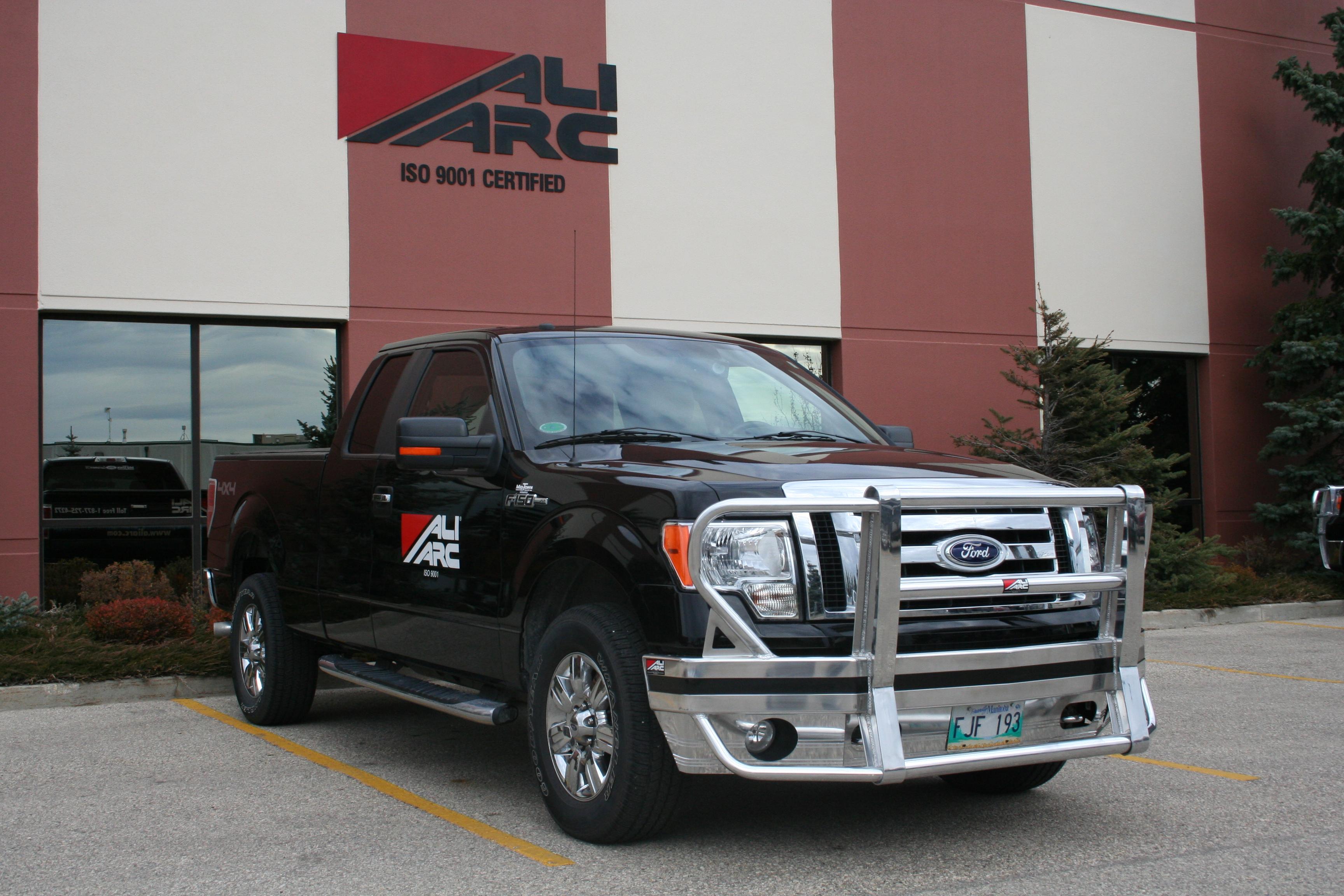 D Aluminum Bumper Ecoboost Ali Arc Trucks