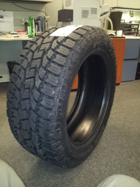 Tire Opinion Nitto Mud Grapplers