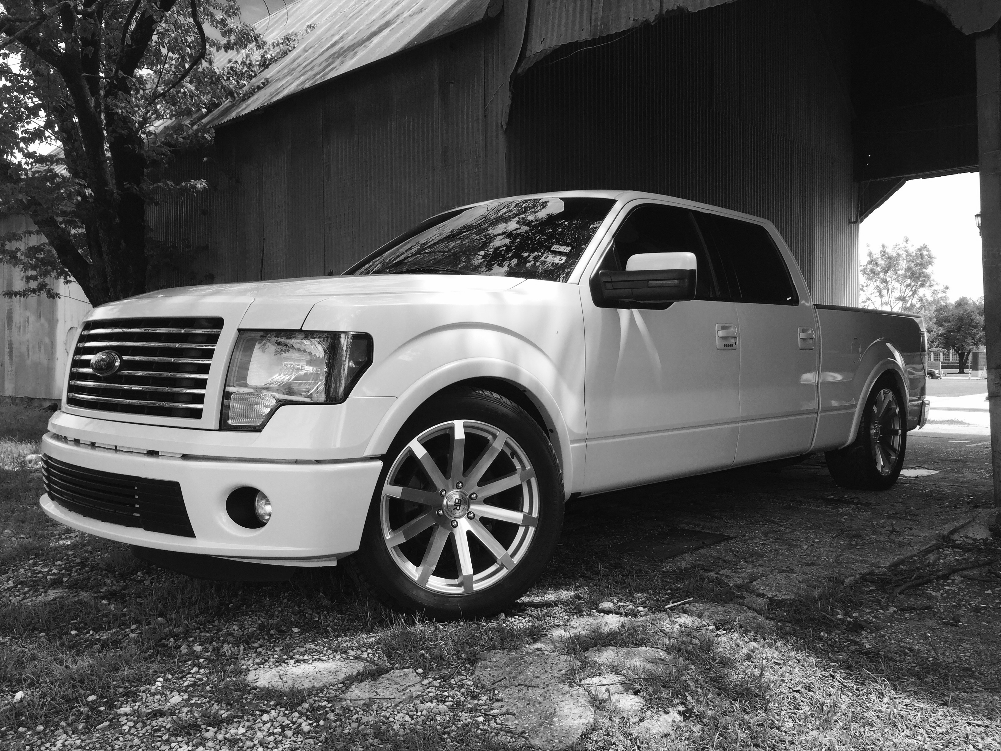 April 2016 F150 Ecoboost of the Month Contest Aftermarket Wheels