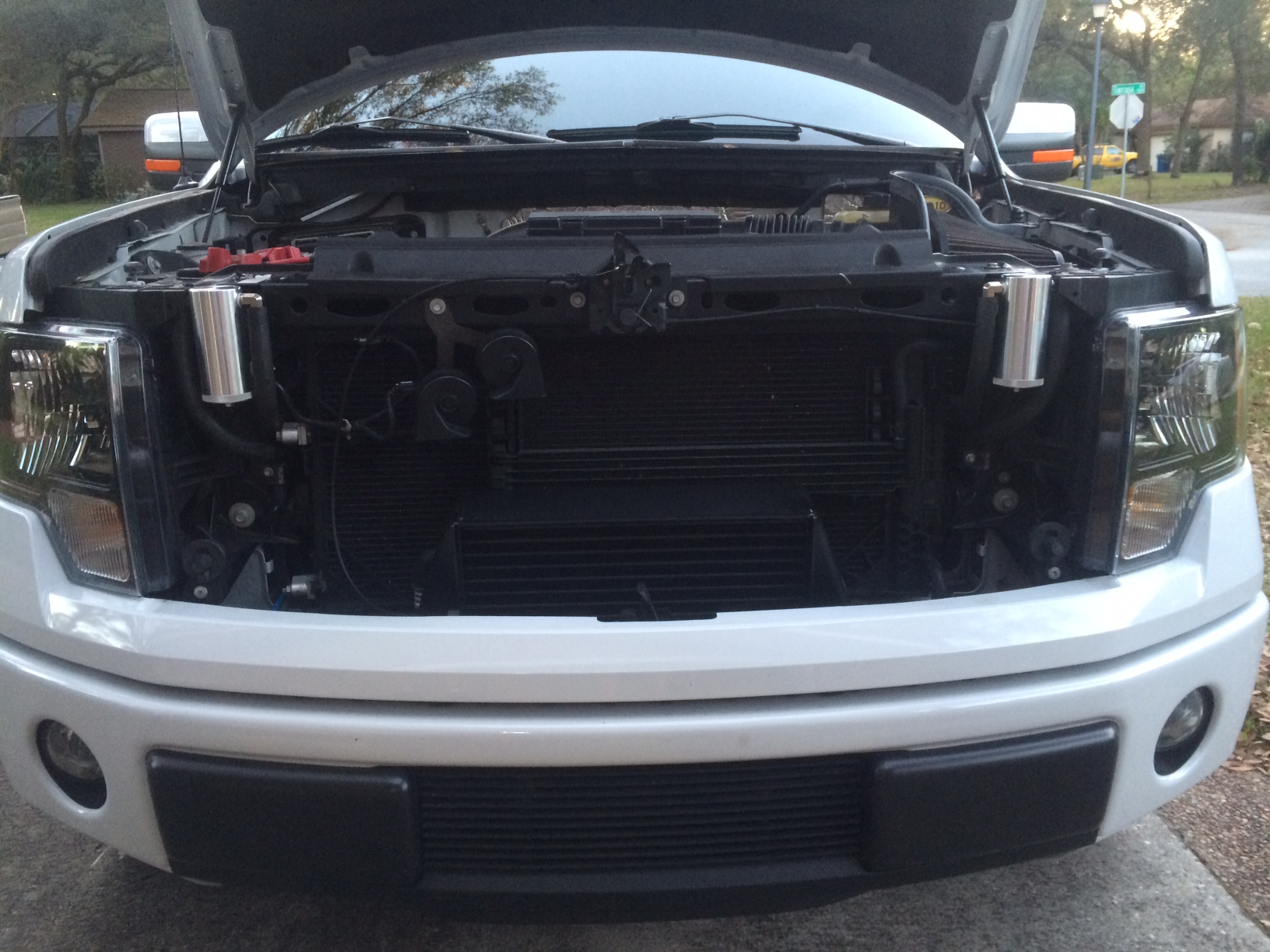 New to this forum so Im sharing some of my Ecoboost F150 build pics