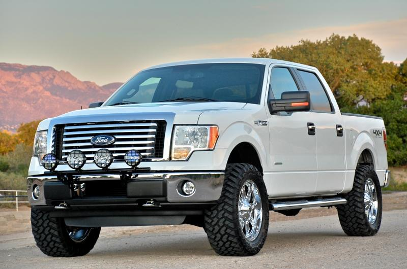 Desert Dawg S 2013 Fx4 Ecoboost Build Pic Heavy Page 3