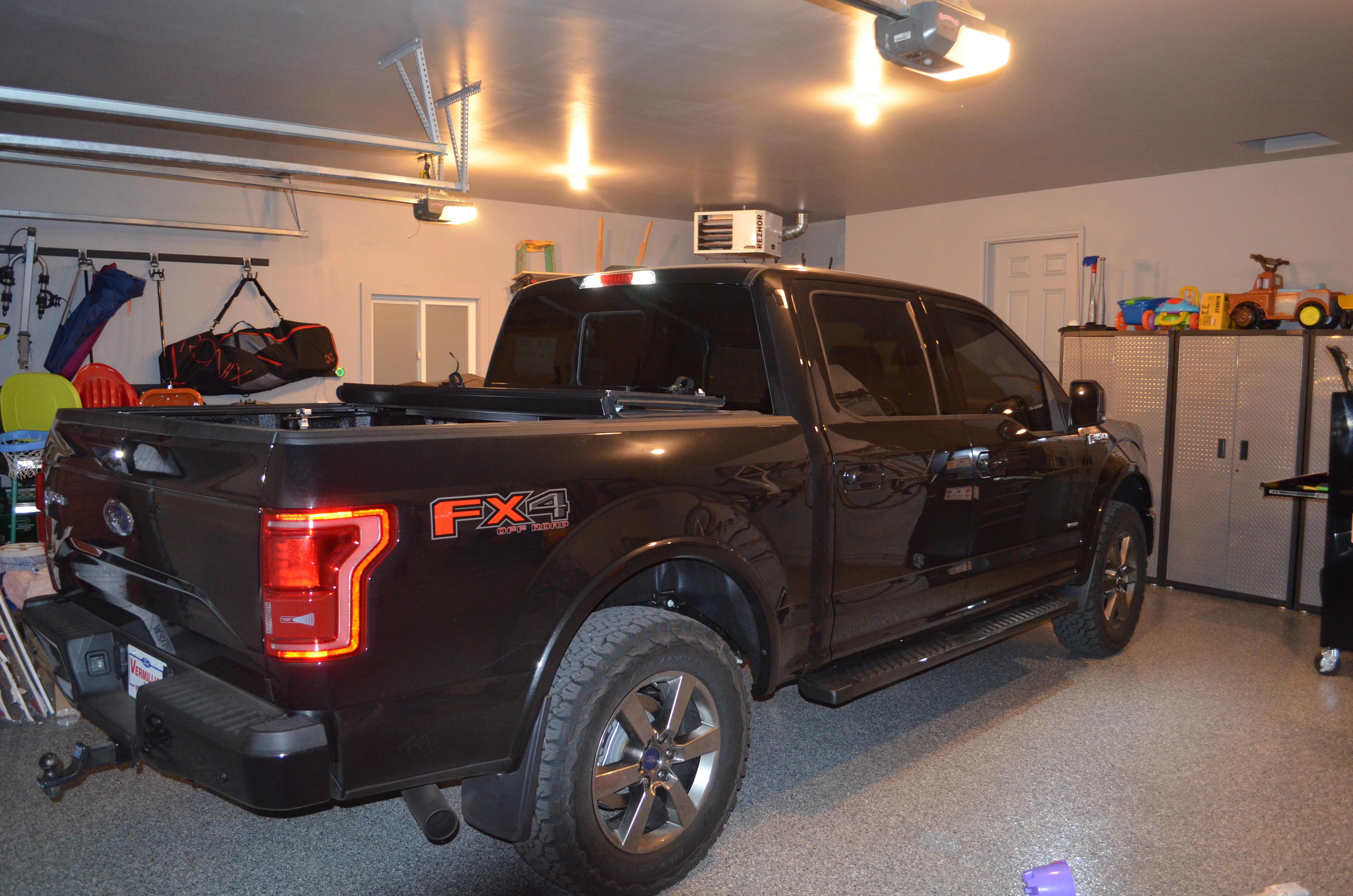 2015 Lariat 35 Inch Tires 2 Quot Ready Lift Kit