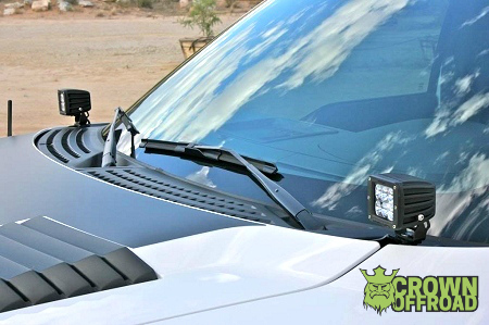 F150 Offroad Lighting And Light Mounts