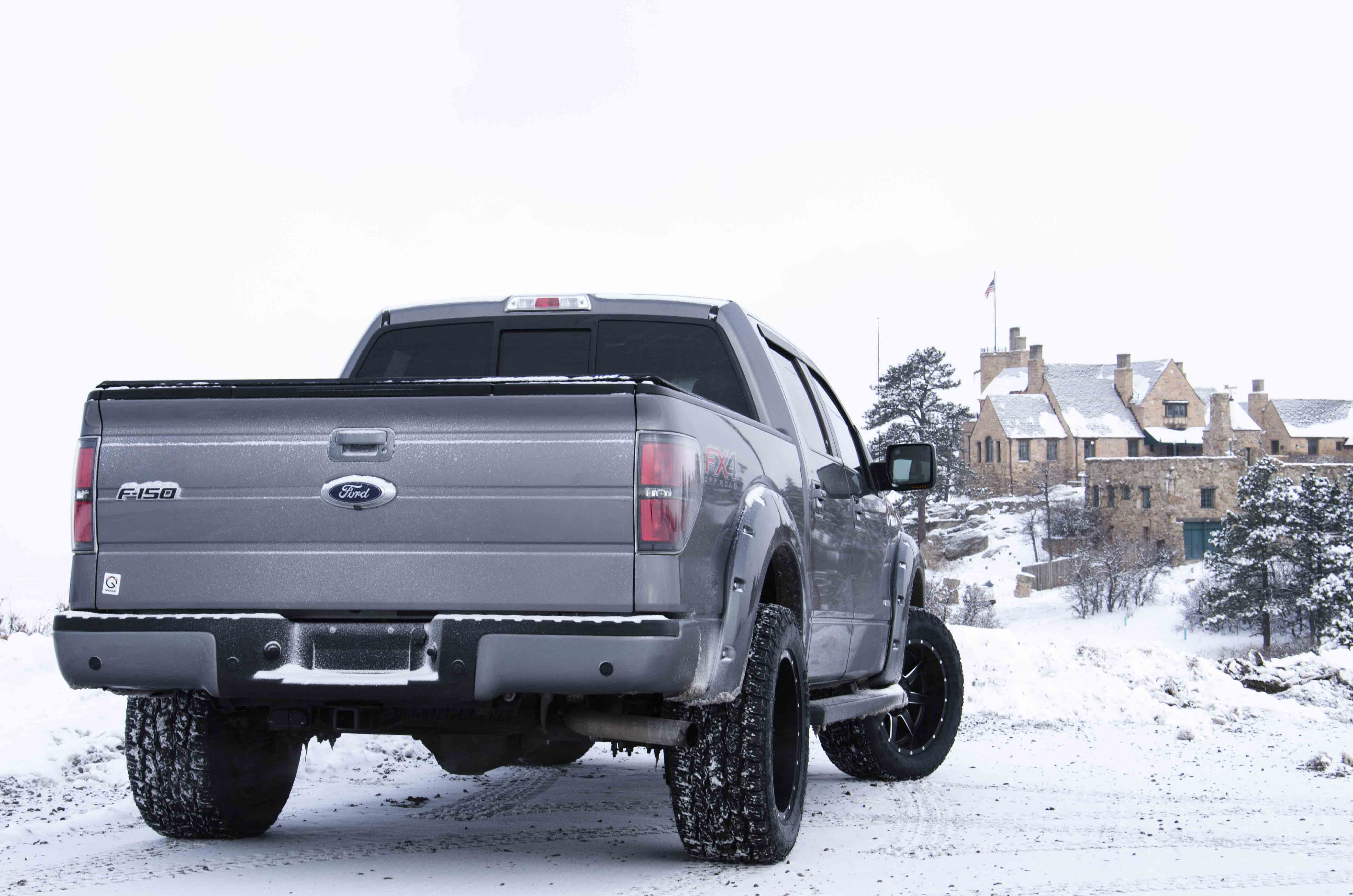 2014 F150 Sterling Gray Fx4 Crew Build Page 2