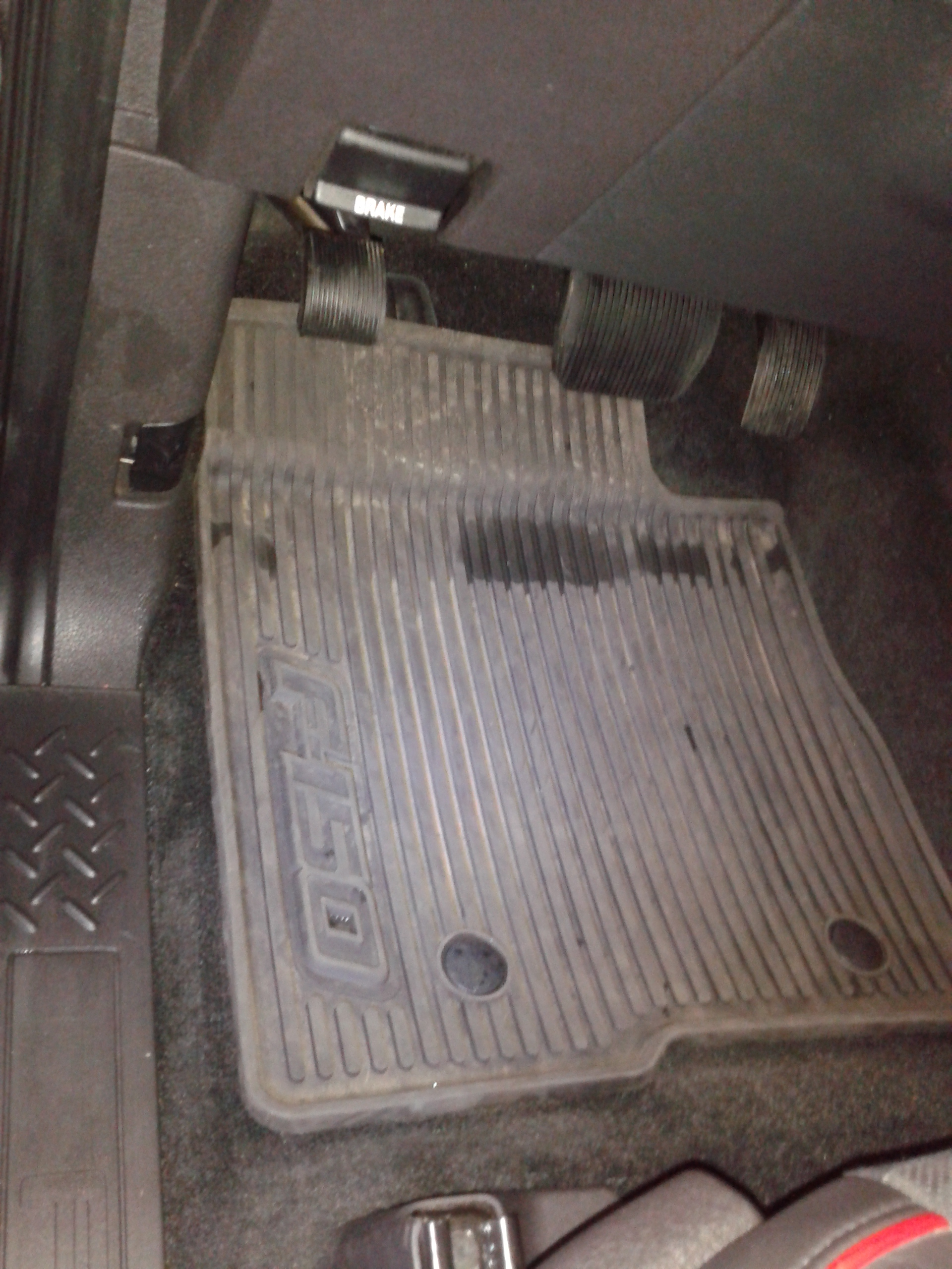 Where To Buy Weathertech >> OEM Bed Mat and All Weather Floor Mats Questions. - Page 2