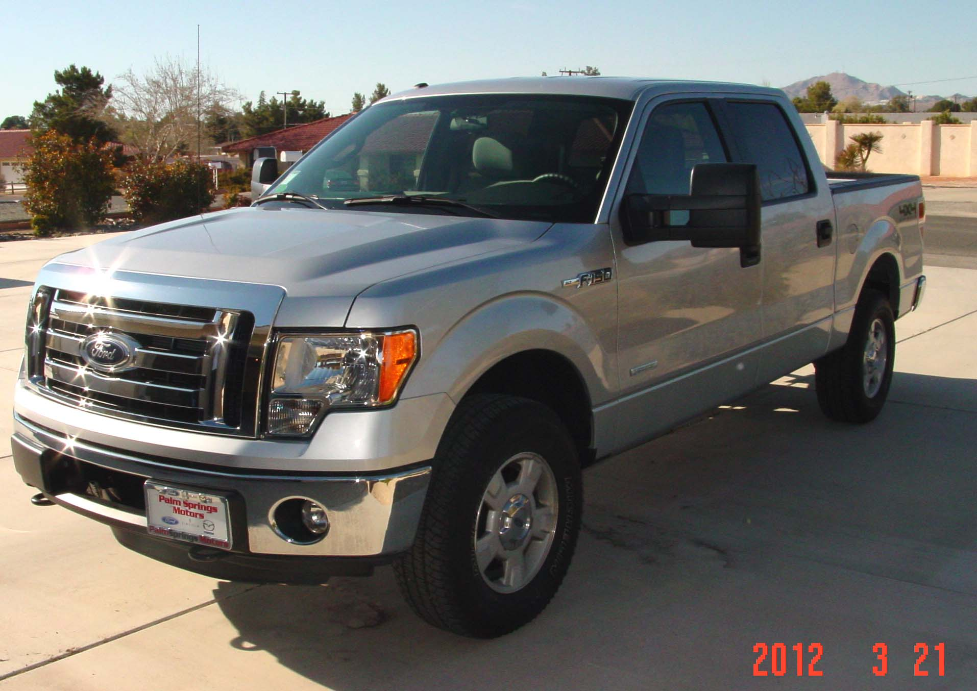2012 ford f 150 fx4 ecoboost towing