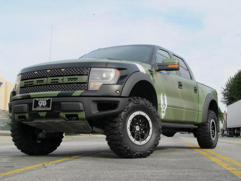 Ford Raptor For Sale Ct >> What Stars/Athletes Drive and F150? - Page 6 - Ford F150 ...