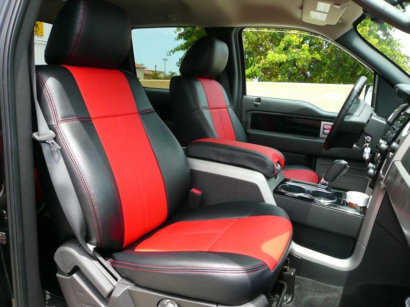 2009-2013 F150 Clazzio Leather Seat Upgrades