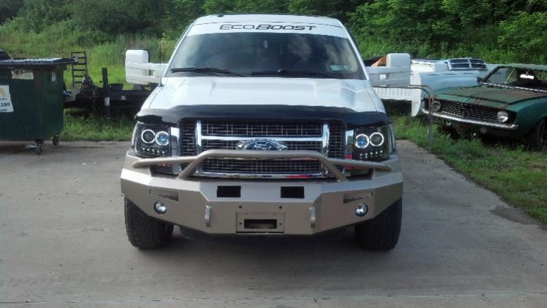 Show Us Your Decals - Front window decals for trucks