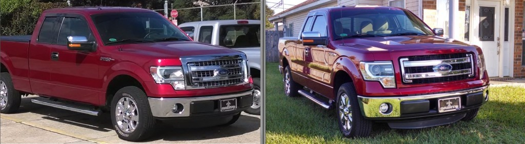 Replacement Grill Shell For 2013 Xlt Post Up Ideas
