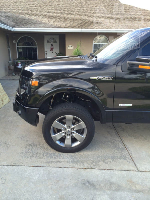 2009+ F150 Icon Suspension 0-3 Inch Lift Kits - 2WD or 4WD ...