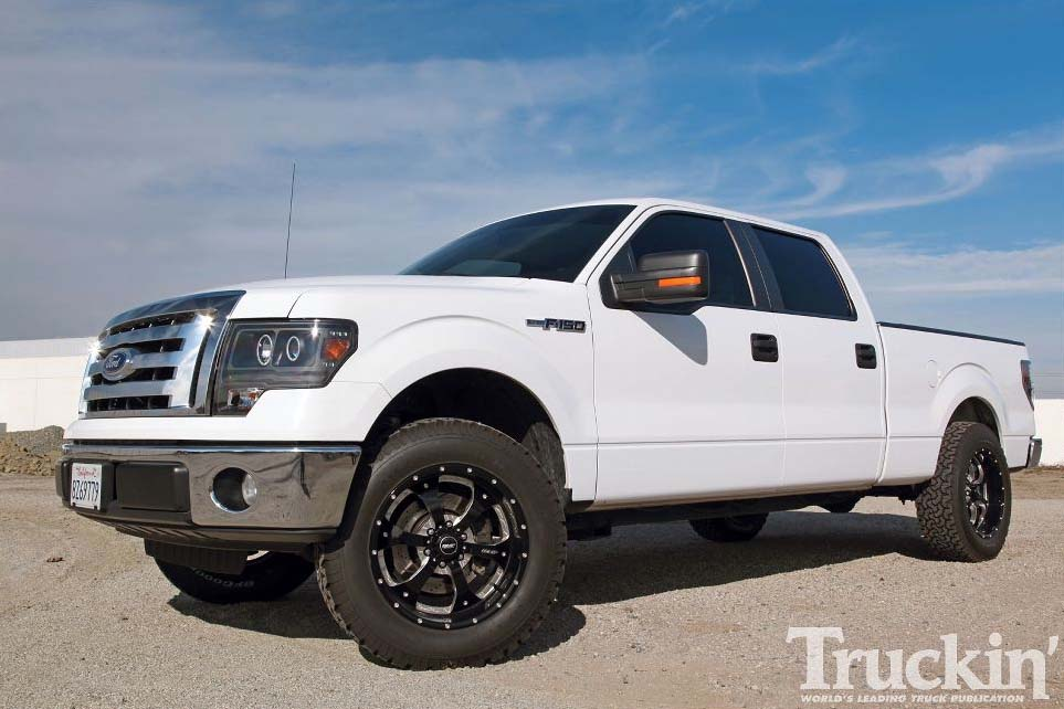 Lifted F150 Fx4 2012