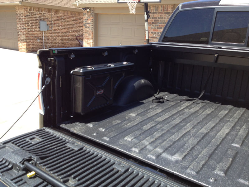 Never Fails Tonneau Cover