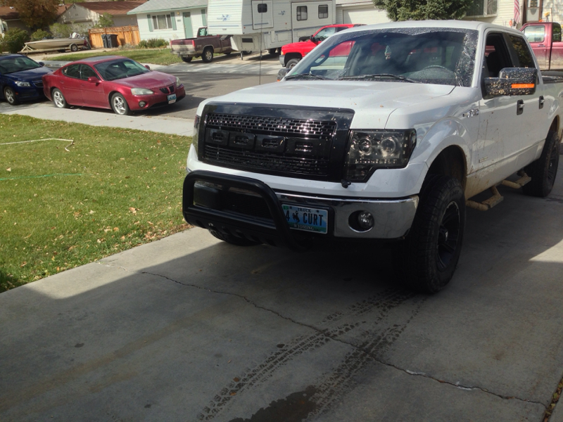 F150 Raptor Grill Conversion.html | Autos Post
