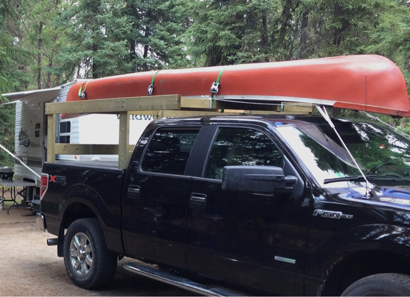 Truck Bed Ladder Type Vs Roof Rack For Kayak Transport