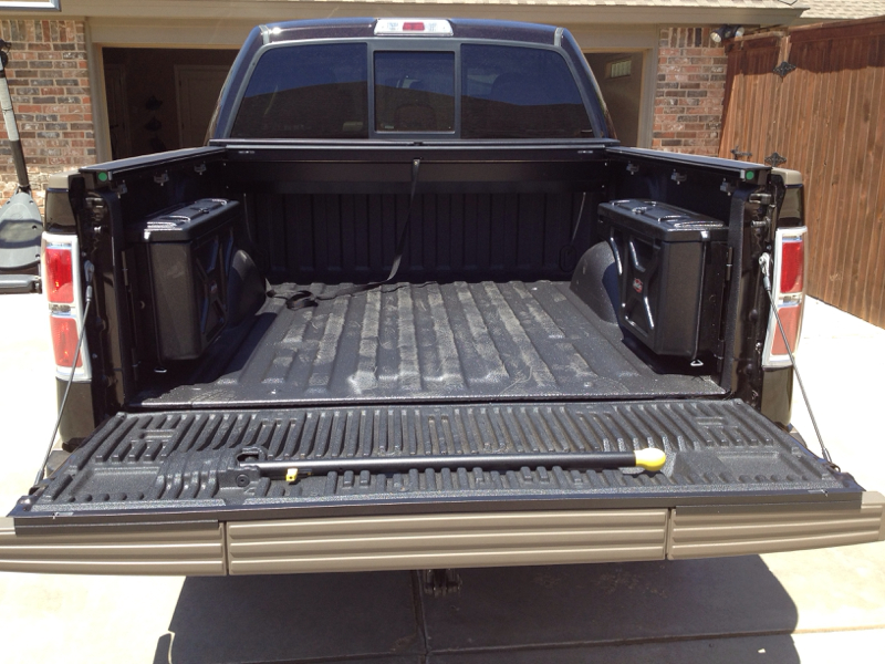 Truck Bed Tool Box Pics And Suggestions