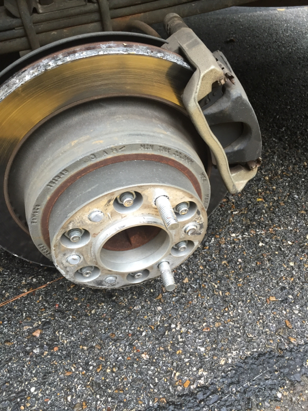 Thoughts On Wheel Spacers Page 2