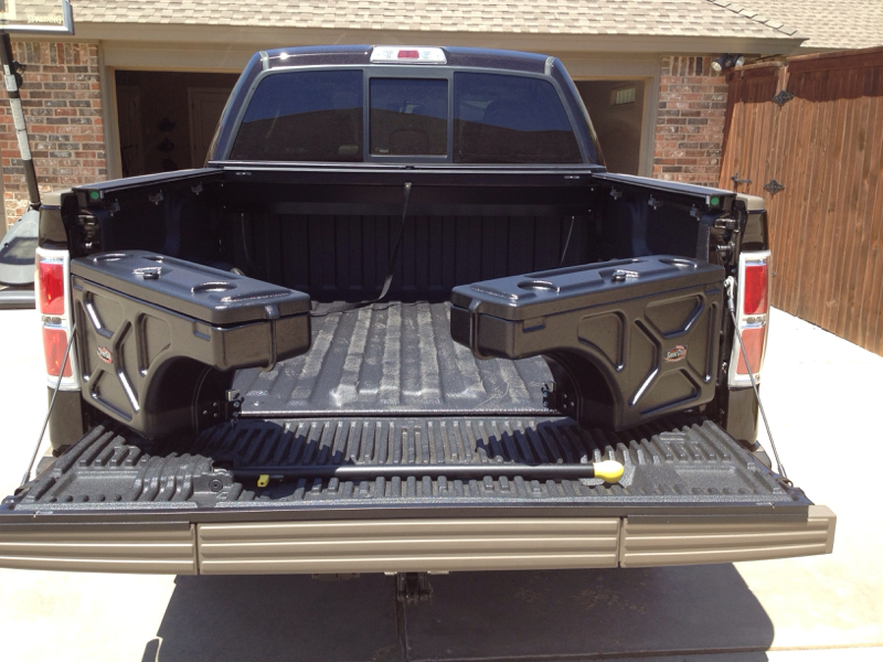 & Truck bed tool box pics and suggestions