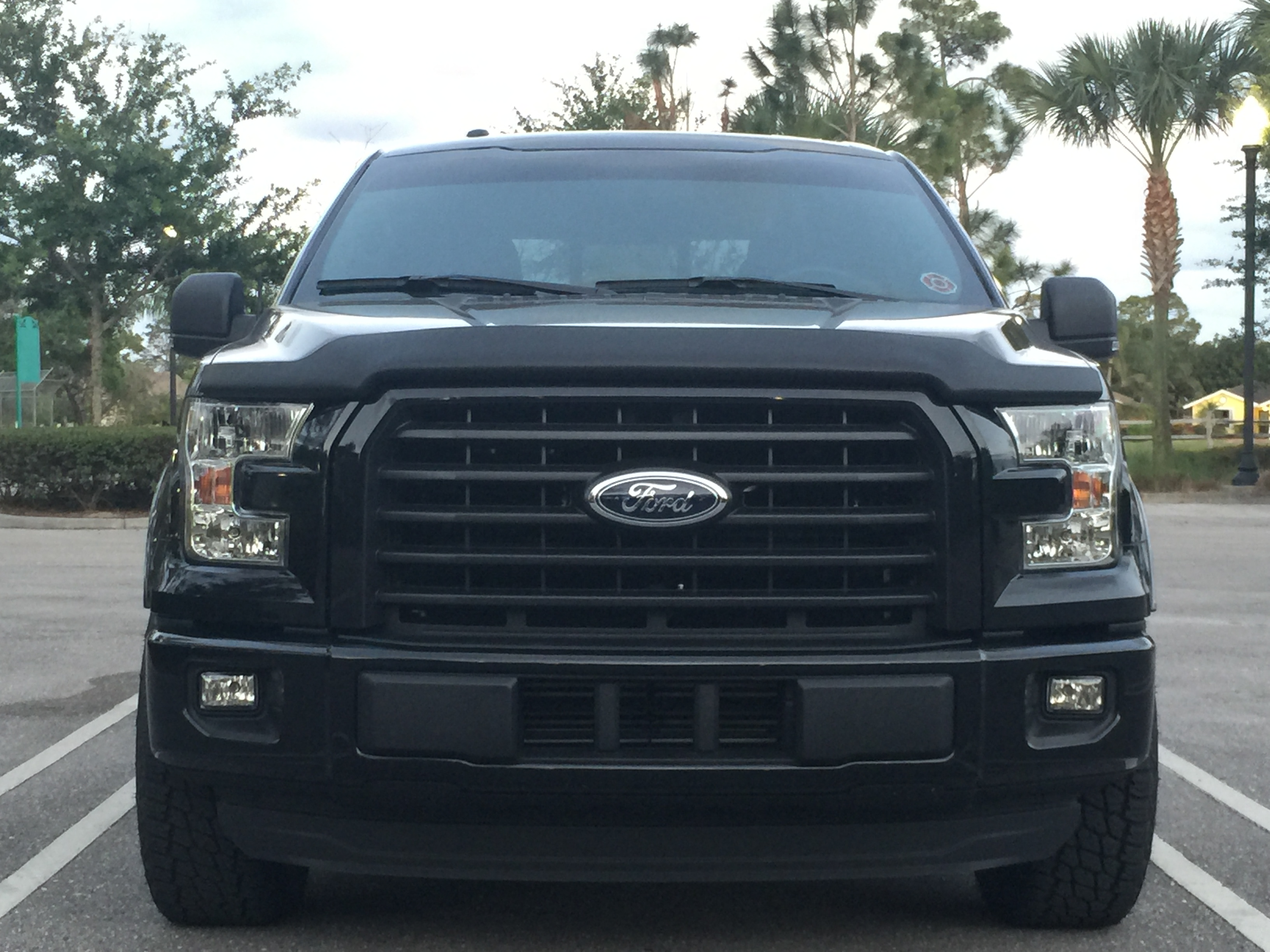 2010 F150 Custom >> Ideal Offset for after market wheels 18x9 and 20x9