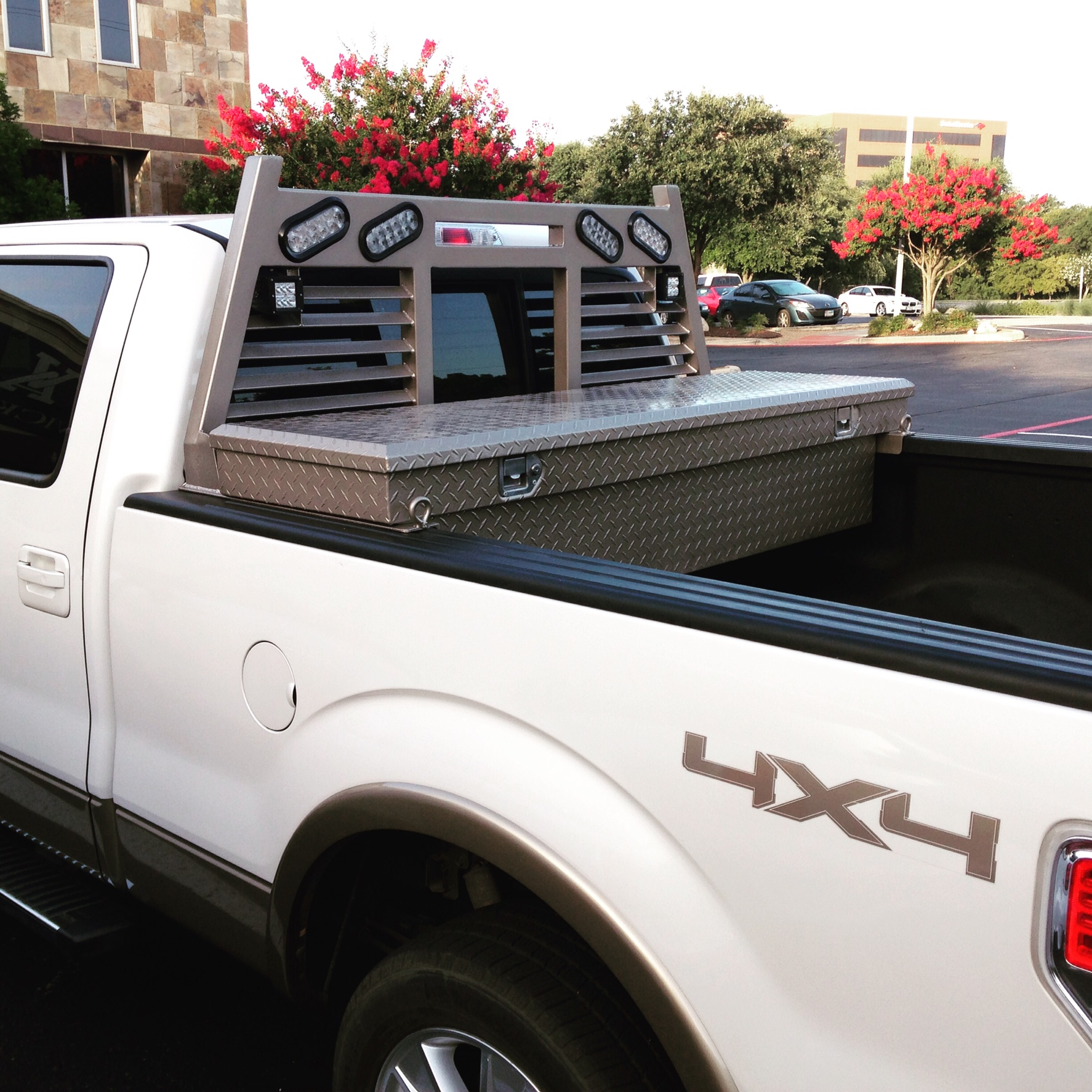 The Official Headache Rack Thread Attachments F150 With