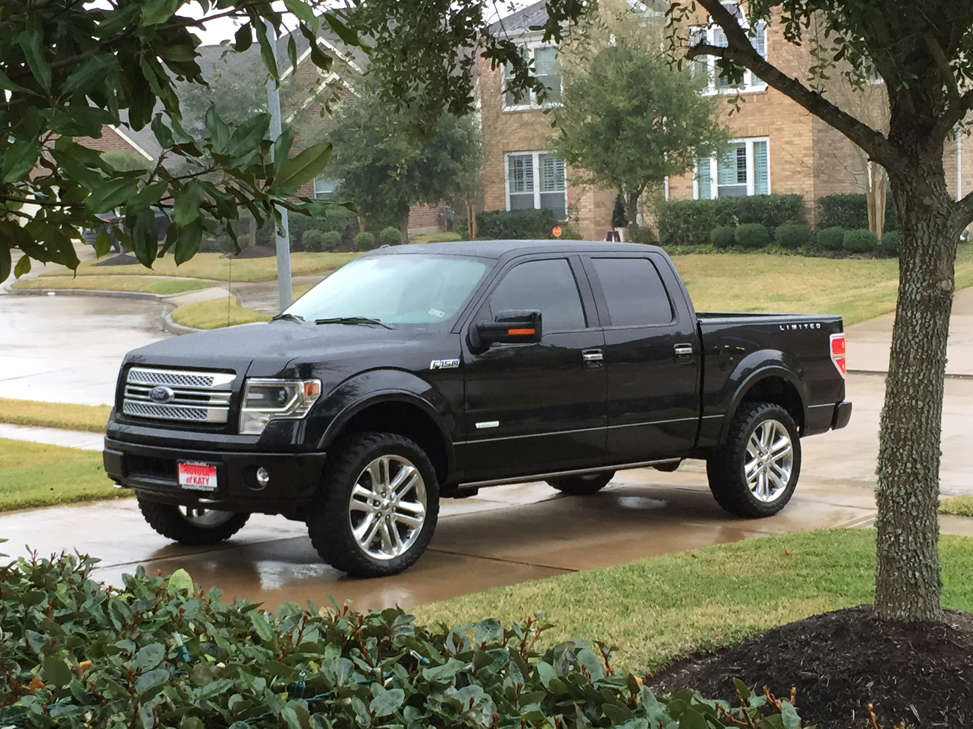 New 2014 eco boost f150 limited owner