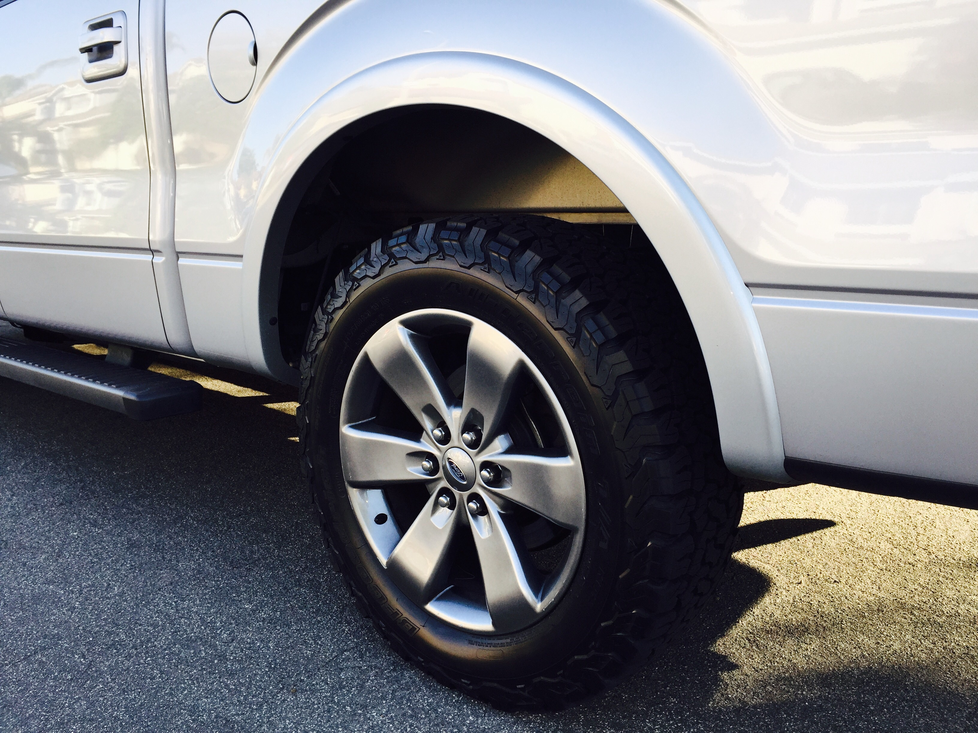 Bfgoodrich All Terrain Ta Ko2 Price >> Bf Goodrich K02 | Autos Post