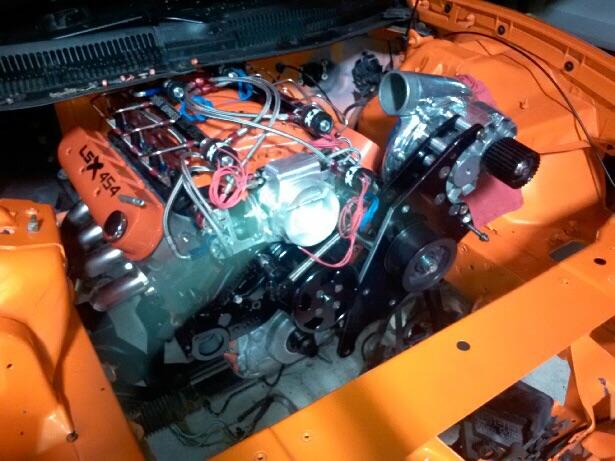 My ZL1 build   /MY trans am LSX 454 Build    about 3000hp