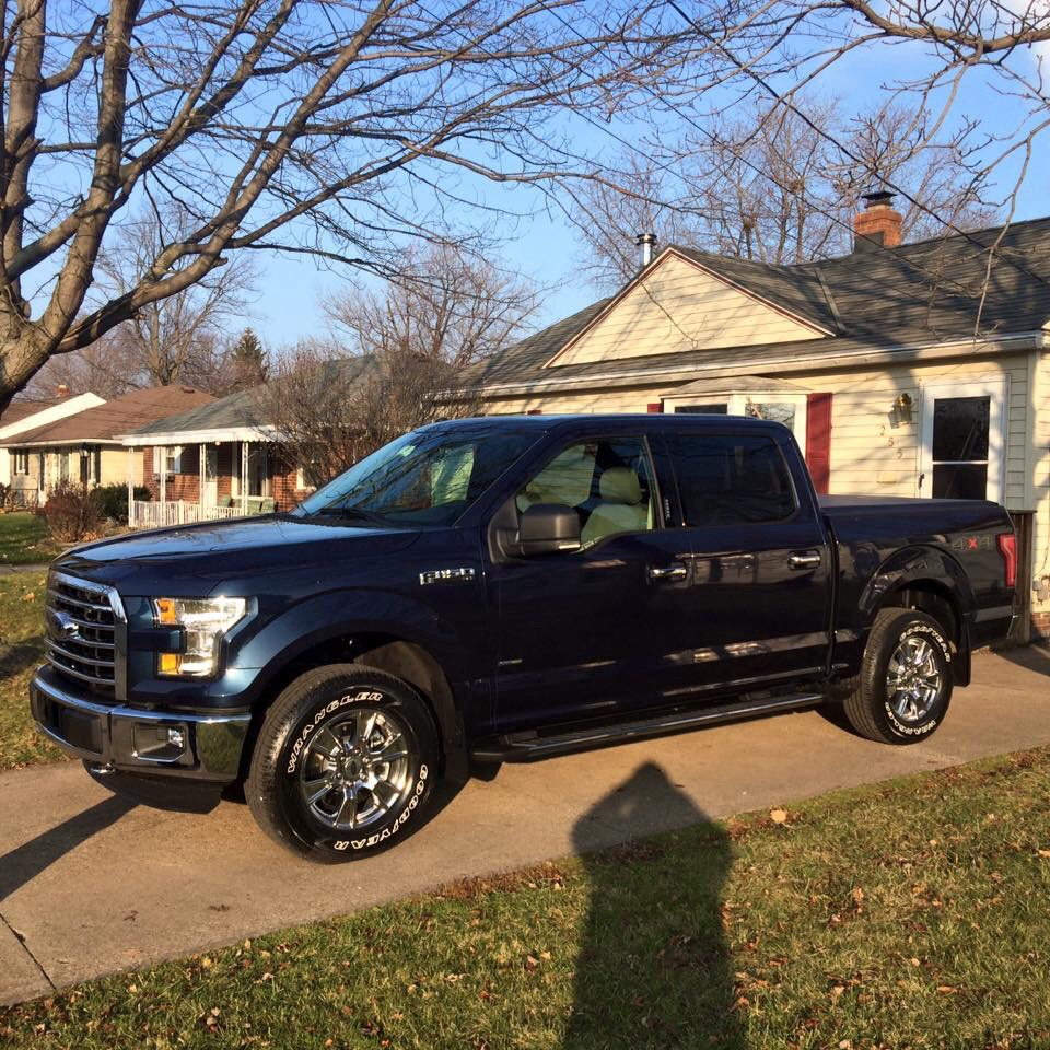 new member with a 2016 f 150 3 5 ecoboost. Black Bedroom Furniture Sets. Home Design Ideas